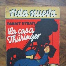 Libros antiguos: LA CASA THÜRINGER. PANAÏT ISTRATI. COLECCIÓN VIDA NUEVA. 1933.. Lote 82733500