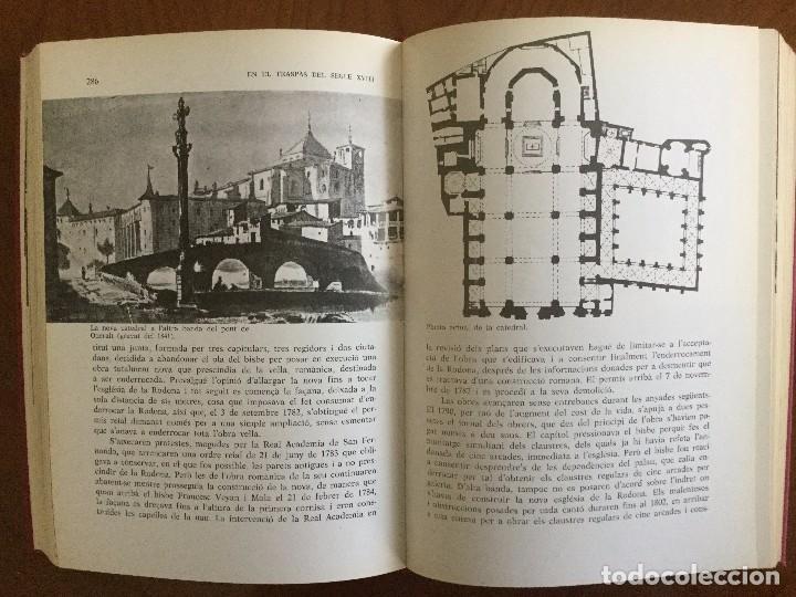 Libros antiguos: La ciutat de Vic i la seva Història. Eduard Junyent. - Foto 2 - 82749484