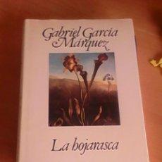 Libros antiguos: GABRIEL GARCIA MARQUEZ - LA HOJARASCA. Lote 82766156