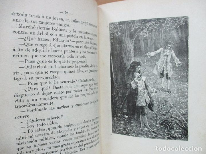 Libros antiguos: AVENTURAS DEL FEÍSIMO LENTEJILLA. CUENTO FANTÁSTICO. ILUSTR. N. MÉNDEZ-BRINGA. C. 1900. - Foto 6 - 82876116