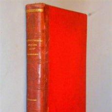 Libros antiguos: LA ELECTRICIDAD APLICADA / MICROBIOLOGÍA O LOS INFINITAMENTE PEQUEÑOS. Lote 82908552