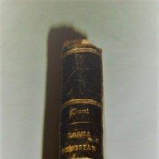 Libros antiguos: GAUL - POEMA DE OSSIAN. TRADUCIDO EN VERSO CASTELLANO POR VICTOR HUGO, YOUNG, BYRON, OSSIAN, 1874. Lote 82927532
