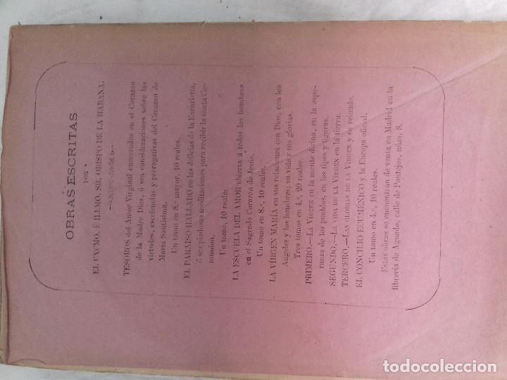 Libros antiguos: PIO NONO Y LA ITALIA DE UN DIA-OBISPO DE LA HABANA-IMP MATEO SANZ Y GOMEZ-VITORIA 1871 - Foto 4 - 83007456