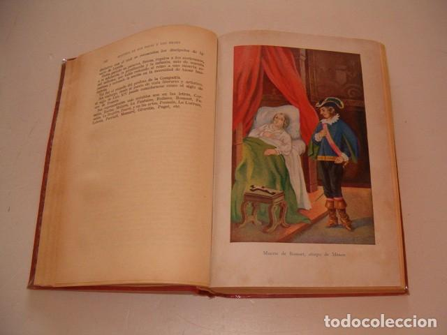 Libros antiguos: Historia de los Papas y los Reyes I, II, III, IV y V. CINCO TOMOS. RM79844. - Foto 9 - 83139348