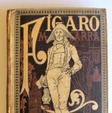 Libros antiguos: FIGARO, COLECCION DE ARTICULOS FILOSOFICOS, SATIRICOS, LITERARIOS Y POLITICOS- 1884. 20,5 X 14 CM.. Lote 83396152