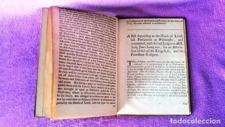 Libros antiguos: A MODEST ENQUIRY CONCERNING THE ELECTION OF THE SHERIFFS OF LONDON 1682 - Foto 5 - 83418116