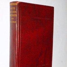Libros antiguos: ARTE DE LOS METALES (FACSÍMIL). Lote 83449512