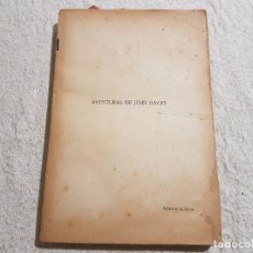 Libros antiguos: ALEJANDRO DUMAS, AVENTURAS DE JOHN DAVYS, ED. RAMON SOPENA, DEL 1935.. Lote 83581404