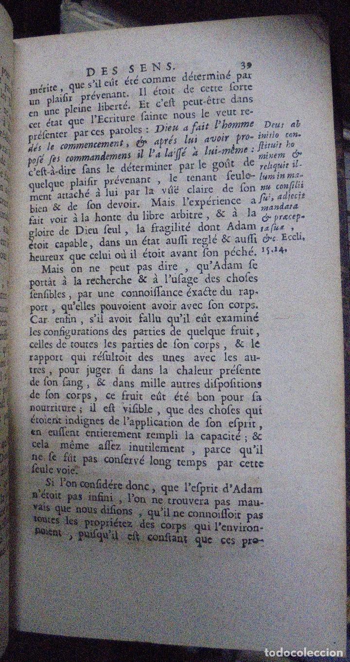Libros antiguos: LIBRO EN FRANCÉS. LA RECHERCHE DE LA VERITÉ. MALEBRANCHE. PARÍS. 1700 - Foto 7 - 40030120