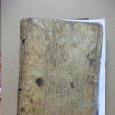 Libros antiguos: EL ARTE DE ESCRIBIR TORQUATO TORIO. IMPRENTA IBARRA 1798. PRUEBA PRIMERA EDICCIÓN.. Lote 83787236