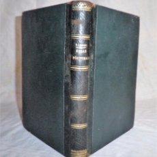 Libros antiguos: OBRAS POSTUMAS DE ALAN KARDEC - AÑO 1894 - ESPIRITISMO·RARO.. Lote 83950708