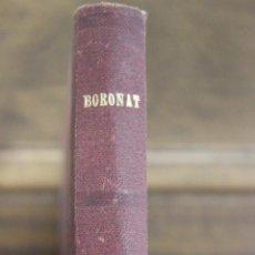 Libros antiguos: COMPENDIO DE LÓGICA-P. SANZ BORONAT-1925 BARCELONA-TAPA DURA. Lote 83960148