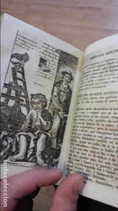 Libros antiguos: 'Historia de Bertoldo'. 1844 - Foto 3 - 77330933