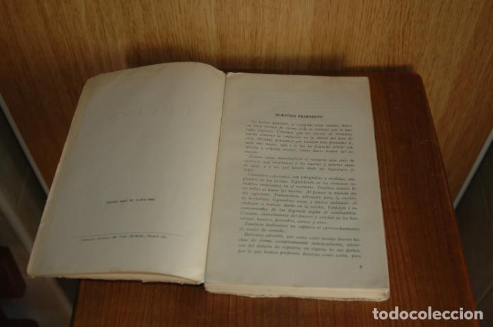 Libros antiguos: LIBRO DE COCINA ....COCINA ...PROFESOR GARCES - Foto 2 - 84210900