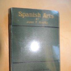 Libros antiguos: THE INDUSTRIAL ARTS OF SPAIN . JUAN F. RIAÑO. 1879.. Lote 84258348