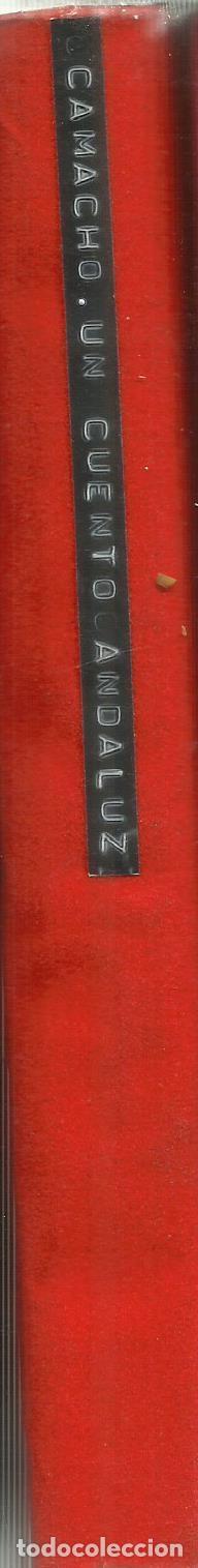 Libros antiguos: UN CUENTO ANDALUIZ. DEDICADO POR AUTOR. JOSÉ MANUEL CAMACHO PADILLA. CÓRDOBA. 1927 - Foto 2 - 84301688