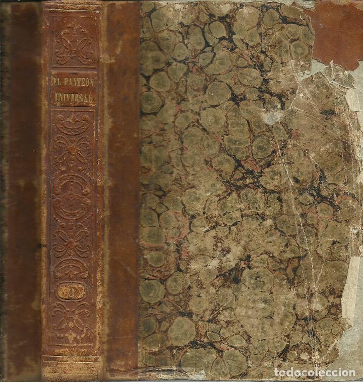 Libros antiguos: lomo y cubierta entera pero deslucida - Foto 2 - 49163821