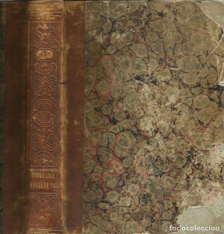 Libros antiguos: lomo y contraportada algo deslucida - Foto 3 - 49163821