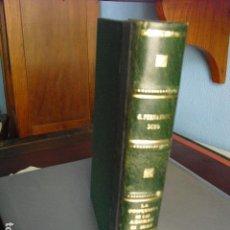 Libros antiguos: 1886 LA CONQUISTA DE LAS AZORES EN 1583 POR CESAREO FERNANDEZ DURO. Lote 68021625