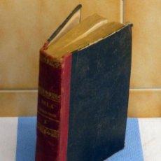 Libros antiguos: ISLA.- COMPENDIO DE LA HISTORIA DE ESPAÑA- TOMO SEGUNDO- 1849. Lote 84822732