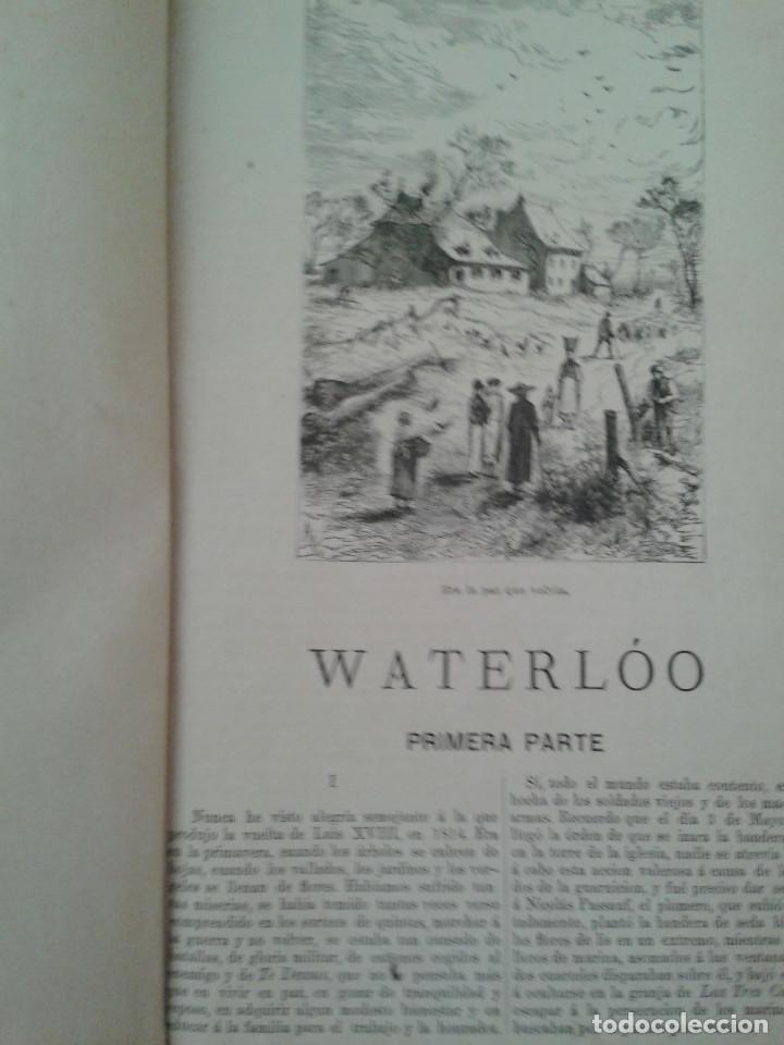 Libros antiguos: WATERLOO - Foto 2 - 84900464