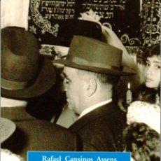 Libros antiguos: LOS JUDIOS EN SEFARAD. NARRACIONES DE LA COMUNIDAD JUDÍA MADRILEÑA.. Lote 84925492