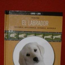 Libros antiguos: EL LABRADOR RETRIEVER. Lote 84991252