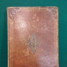 Libros antiguos: LÁGRIMAS DEL CORAZÓN DE JOSÉ GÜELL Y RENTRÉ. IMPRENTA DE D. JULIÁN MARTÍN. VALLADOLID, 1834.. Lote 85032436