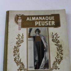 Libros antiguos: L- 111. ALMANAQUE PEUSER, 1913. . Lote 85054700