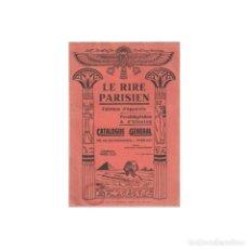 Alte Bücher - LE RIRE PARISIEN CATALOGUE GENERAL - 85178724