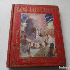 Libros antiguos: LOS LUSIADAS, POEMA ÉPICO:LUIS DE CAMOENS-ARALUCE-BARCELONA , S/F AÑOS 30. Lote 85278148