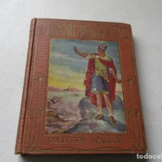 Libros antiguos: HISTORIAS DE MARCO ANNEO LUCANO (LA FARSALIA) FRANCISCO ESTEVE-ARALUCE-BARCELONA - 1ª. EDC.-1935. Lote 85282920