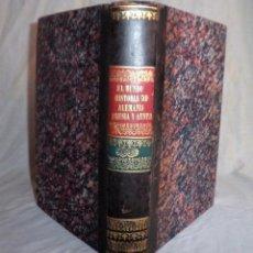 Libros antiguos: HISTORIAS DE ALEMANIA,PRUSIA Y AUSTRIA - AÑO AÑO 1845 - BELLOS GRABADOS.. Lote 85341216