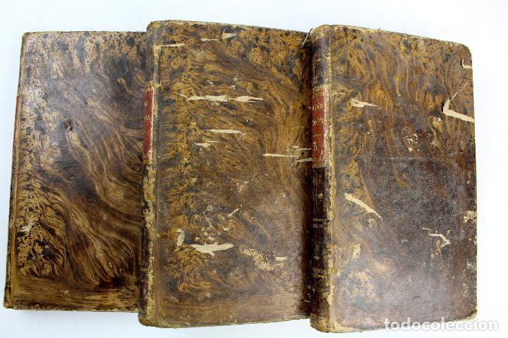 Libros antiguos: L-2041. INSTITUTIONUM ELEMENTARIUM PHILOSOPHIAE. ANDREA DE GUEVARA. 3 LIBROS. VENETIIS, 1819. - Foto 2 - 86680323