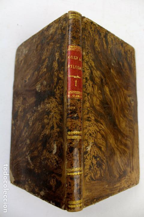 Libros antiguos: L-2041. INSTITUTIONUM ELEMENTARIUM PHILOSOPHIAE. ANDREA DE GUEVARA. 3 LIBROS. VENETIIS, 1819. - Foto 3 - 86680323