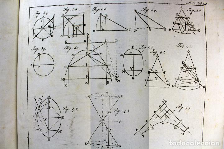 Libros antiguos: L-2041. INSTITUTIONUM ELEMENTARIUM PHILOSOPHIAE. ANDREA DE GUEVARA. 3 LIBROS. VENETIIS, 1819. - Foto 9 - 86680323