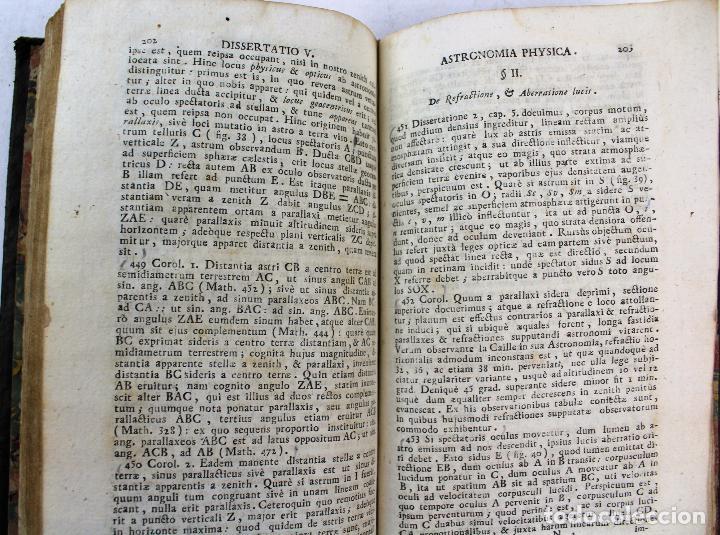 Libros antiguos: L-2041. INSTITUTIONUM ELEMENTARIUM PHILOSOPHIAE. ANDREA DE GUEVARA. 3 LIBROS. VENETIIS, 1819. - Foto 20 - 86680323