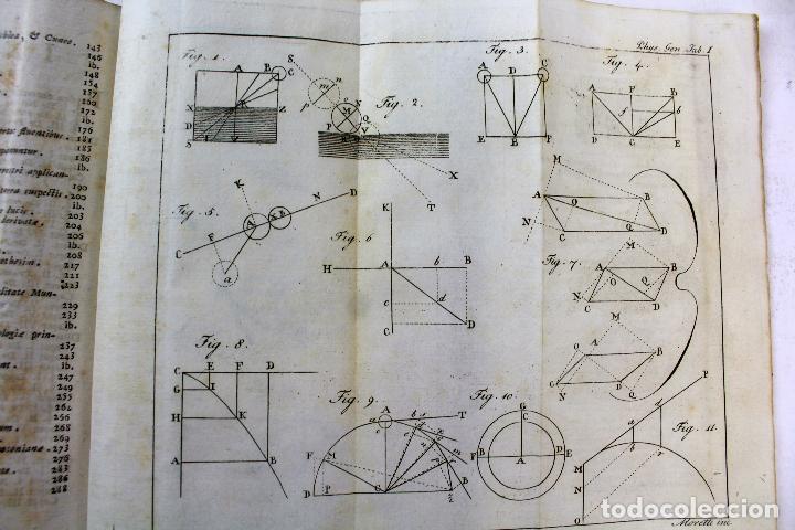 Libros antiguos: L-2041. INSTITUTIONUM ELEMENTARIUM PHILOSOPHIAE. ANDREA DE GUEVARA. 3 LIBROS. VENETIIS, 1819. - Foto 22 - 86680323