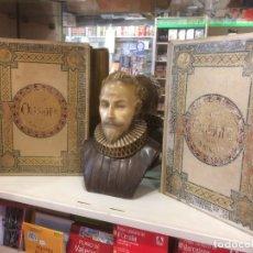 Libros antiguos: DON QUIJOTE DE LA MANCHA, MIGUEL DE CERVANTES. DOS TOMOS - MONTANER Y SIMON EDITORES 1883. Lote 85550652