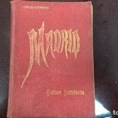 Libros antiguos: GUIA DE MADRID JORRETO-AÑO 1895. Lote 85579644