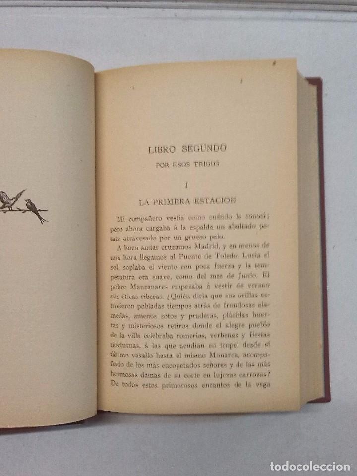 Libros antiguos: Ciro Bayo: Lazarillo español (1911) y Los Marañones (1913) - Foto 5 - 85607656