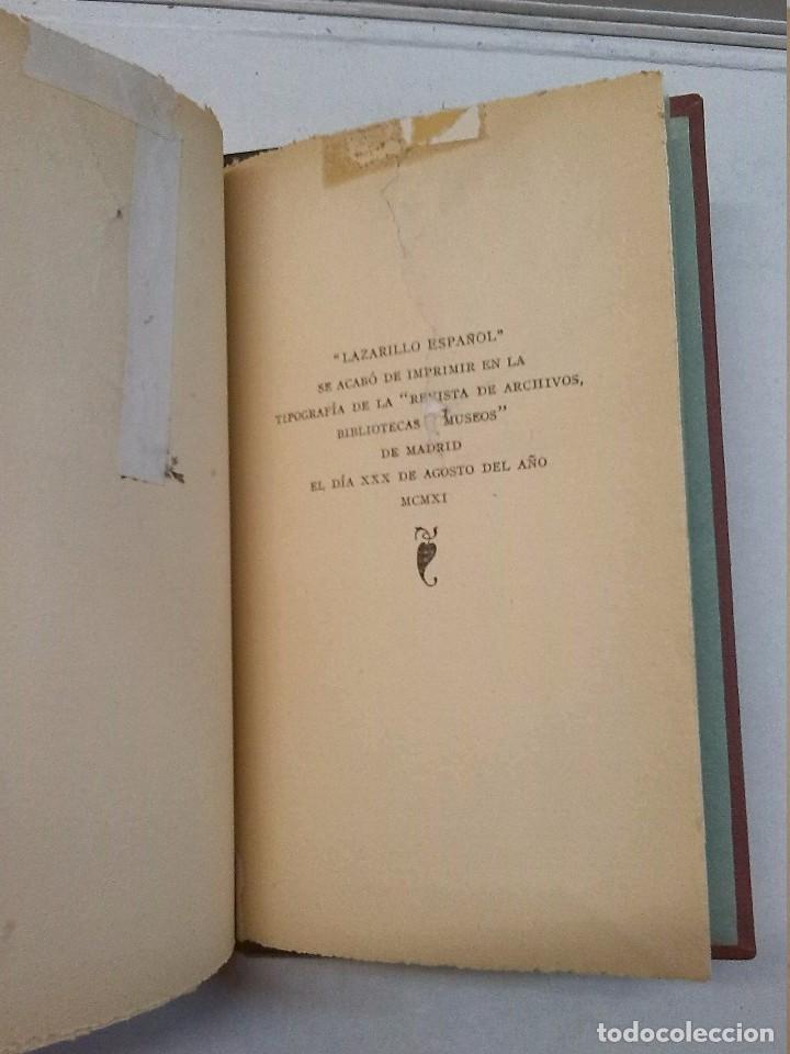 Libros antiguos: Ciro Bayo: Lazarillo español (1911) y Los Marañones (1913) - Foto 6 - 85607656