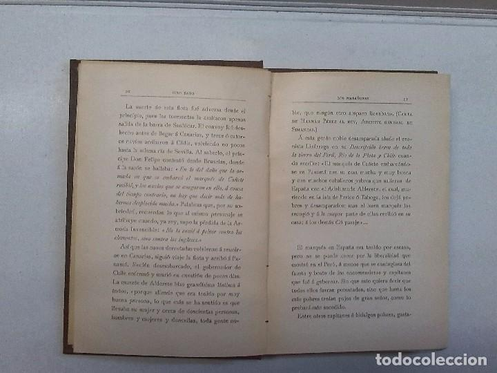 Libros antiguos: Ciro Bayo: Lazarillo español (1911) y Los Marañones (1913) - Foto 9 - 85607656