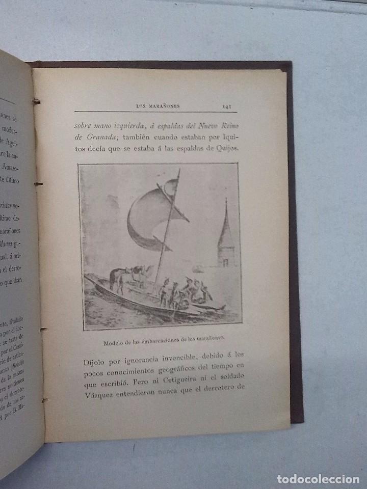 Libros antiguos: Ciro Bayo: Lazarillo español (1911) y Los Marañones (1913) - Foto 11 - 85607656