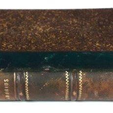 Libros antiguos: AMORES Y AMORÍOS. PEDRO ANTONIO DE ALARCÓN. EDIT. CARLOS É HIJO. 1875.. Lote 85624448