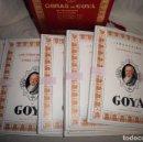 Libros antiguos: GRABADOS DE GOYA - BELLA EDICION NUMERADA.. Lote 85636972