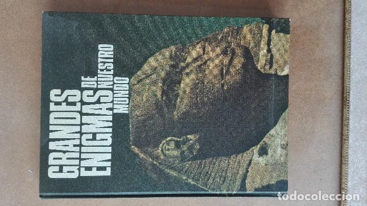 LIBRO GRANDES ENIGMAS DE NUESTRO MUNDO (Libros Antiguos, Raros y Curiosos - Pensamiento - Otros)