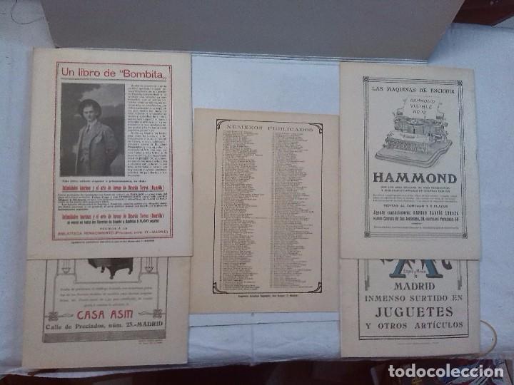 Libros antiguos: El Cuento semanal. 5 números sueltos - Foto 2 - 85791520