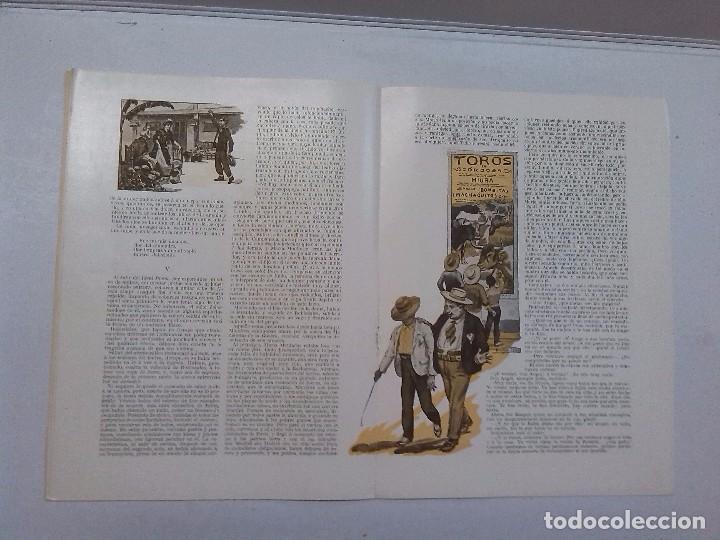 Libros antiguos: El Cuento semanal. 5 números sueltos - Foto 4 - 85791520