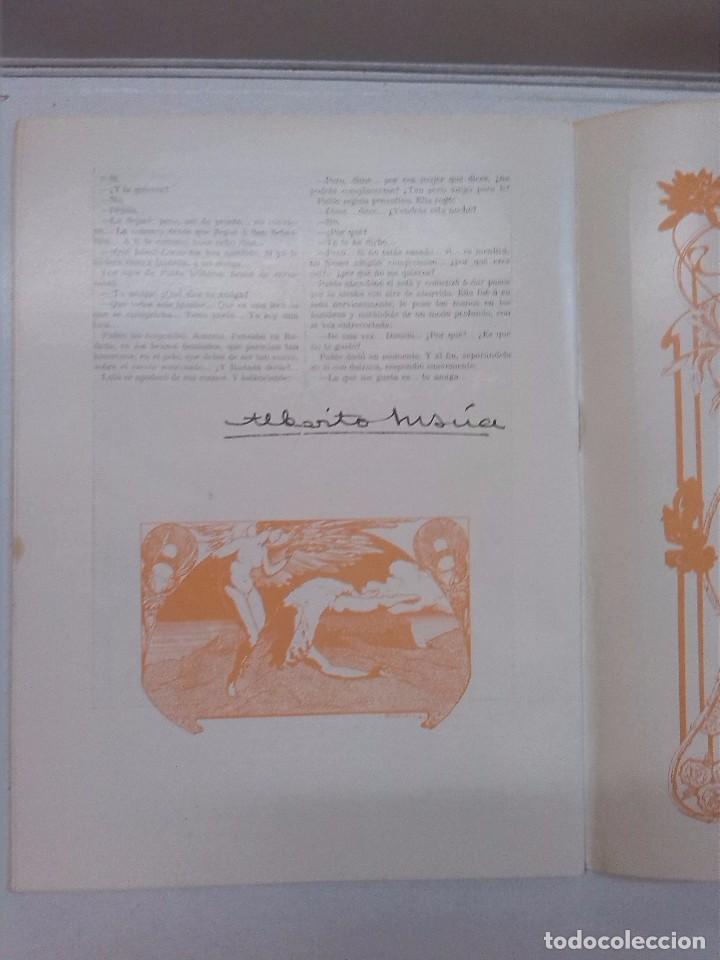 Libros antiguos: El Cuento semanal. 5 números sueltos - Foto 12 - 85791520